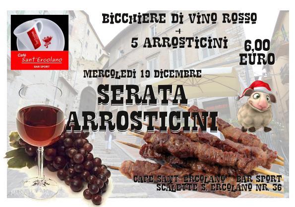 Serata Arrosticini… Rustell!!!